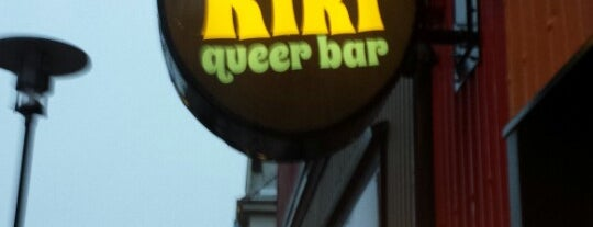 Kiki Queer Bar is one of Iceland Trip.
