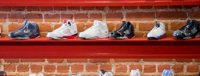 Sneaker Bar is one of shop.