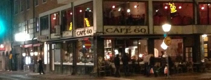 Café 60 is one of Orte, die Olle gefallen.