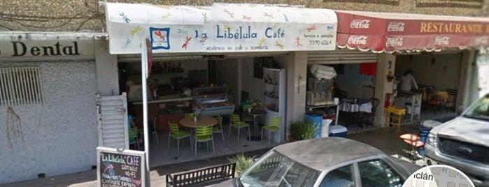 La Libélula Café is one of cafeces.