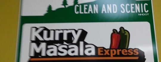 Kurry Masala Express is one of Nashua, NH.