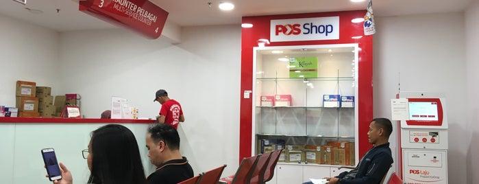 Pos Malaysia is one of Rahmat'ın Beğendiği Mekanlar.