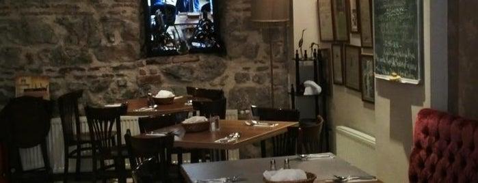 Mekan restaurant is one of Istanbul yapilacaklar listem.