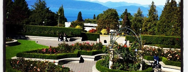 UBC Rose Garden is one of Lieux qui ont plu à Vania.