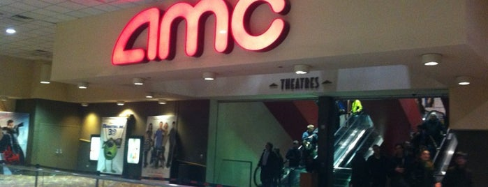 AMC River East 21 is one of Traveling Chicago.