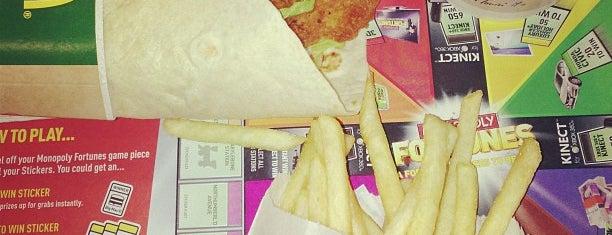 McDonald's is one of Tempat yang Disukai Alyssa.