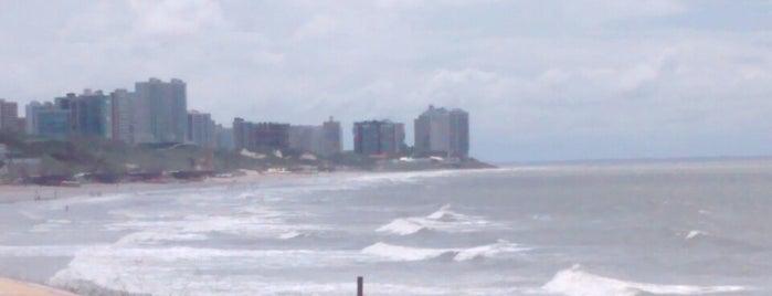 Praia da Litorânea is one of Lugares favoritos de Aline.