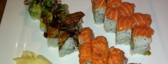 Sushi Palace is one of Posti che sono piaciuti a Zach.