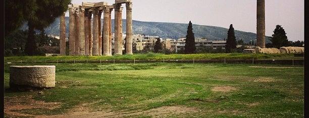 Tempio di Zeus Olimpio is one of Faves.
