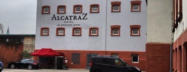 Alcatraz is one of Far Away.