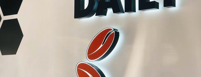 Daily Drip is one of Tempat yang Disukai Joe.