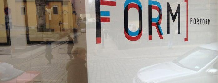 ForForm is one of Locais salvos de Natalia.