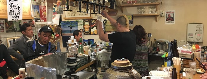 Senbikiya is one of Osaka Bars.