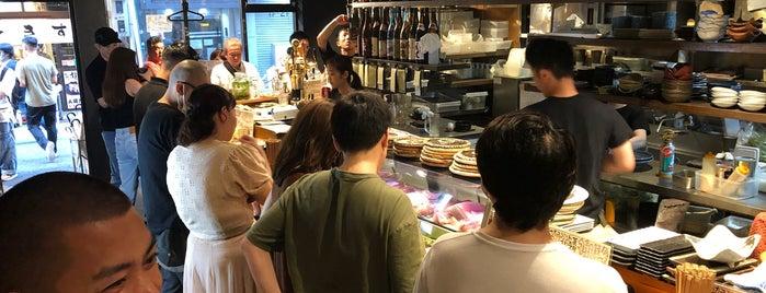 Sakanaya Hidezo is one of Osaka.