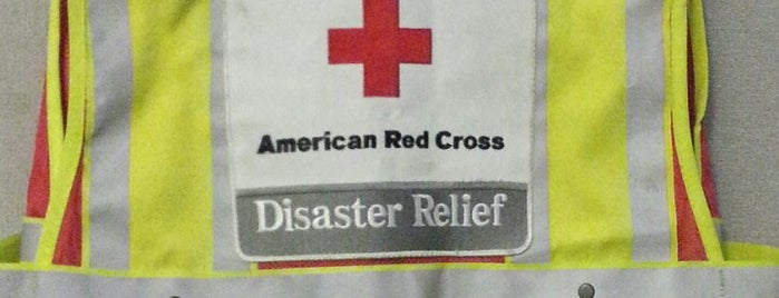 American Red Cross in Greater New York is one of Lieux sauvegardés par PenSieve.