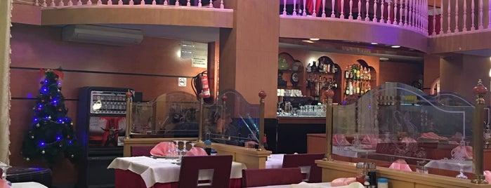 Restaurante Chino Asia is one of Restaurants Badalona.