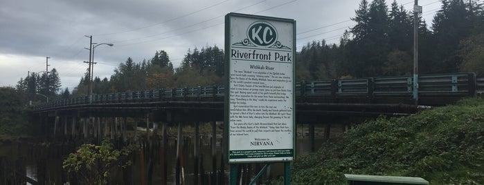 Kurt Cobain Park is one of West Coast '19.