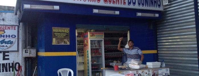Cachorro Quente do Juninho is one of Posti che sono piaciuti a Rafael.