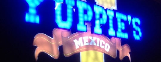 Yuppies is one of La copa.