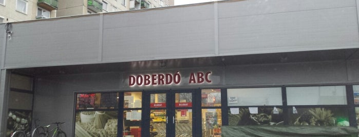 Doberdó Non-Stop is one of Debrecen shops.