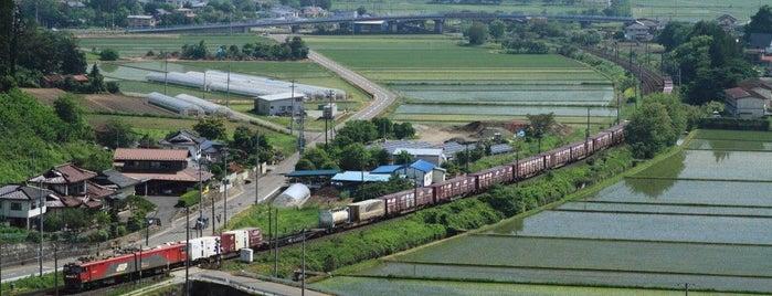 京塚山俯瞰 is one of Orte, die 高井 gefallen.
