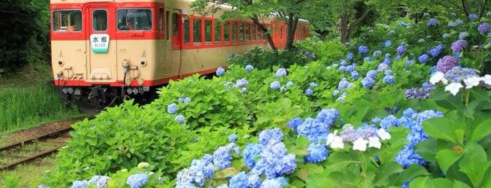 小谷松駅 is one of 撮り鉄スポット.