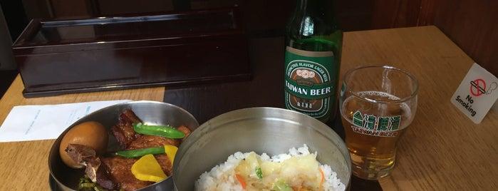 台湾厨房 劉の店 is one of 高井'ın Beğendiği Mekanlar.
