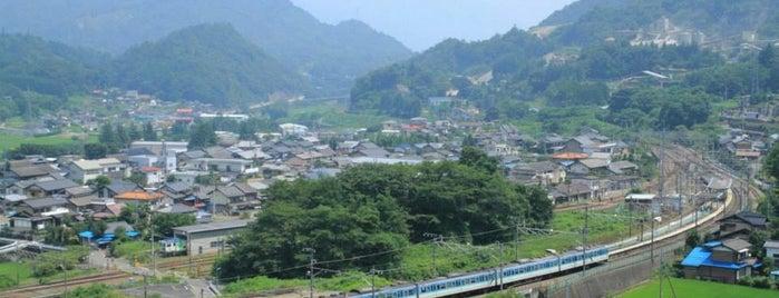 初狩俯瞰 is one of Posti che sono piaciuti a 高井.