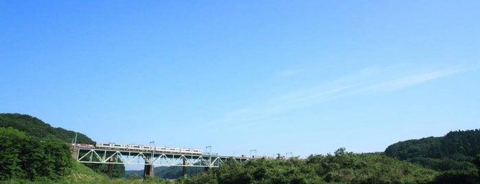 黒川橋梁 is one of Posti che sono piaciuti a 高井.