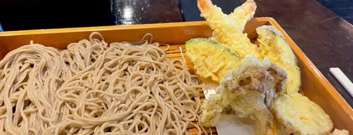 そば蔵 インター店 is one of สถานที่ที่ 高井 ถูกใจ.