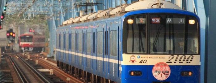 Rokugōdote Station (KK19) is one of 高井 : понравившиеся места.