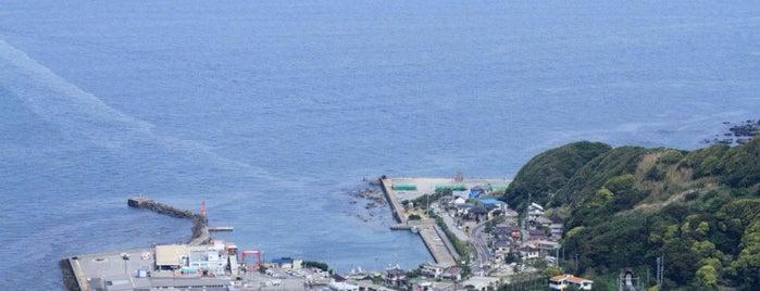 鋸山山頂駅 展望台 is one of 撮り鉄スポット.