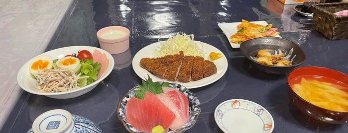 ロッジ しろくま is one of 高井 : понравившиеся места.