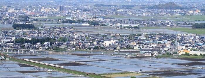 観音寺城跡 is one of 撮り鉄スポット.