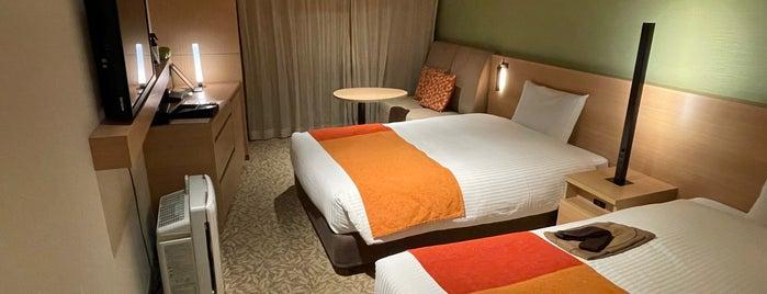Mitsui Garden Hotel Kashiwa-no-ha is one of Lugares favoritos de 高井.