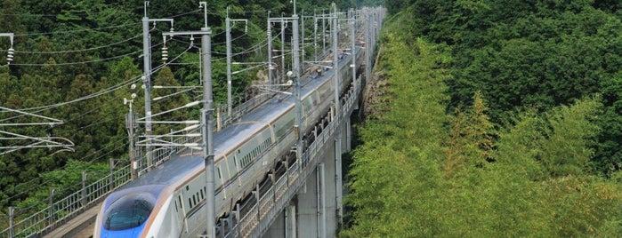 安中榛名駅 is one of 撮り鉄スポット.