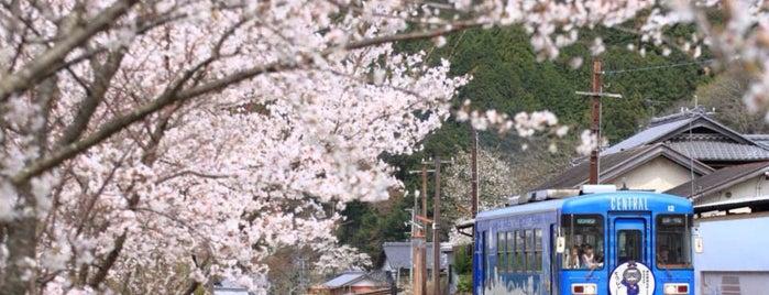 阿木駅 is one of 撮り鉄スポット.