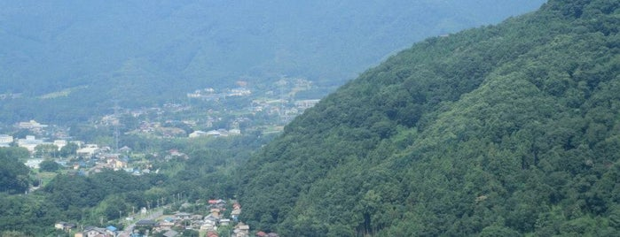 金尾山(つつじ山) is one of Lieux qui ont plu à 高井.
