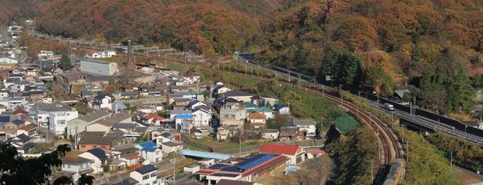木野山神社 is one of Tempat yang Disukai 高井.