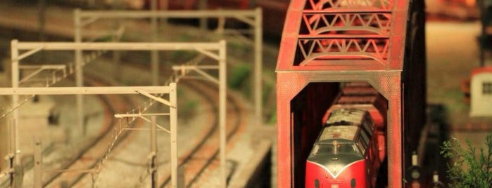 Hara Model Railway Museum is one of Lugares favoritos de 高井.