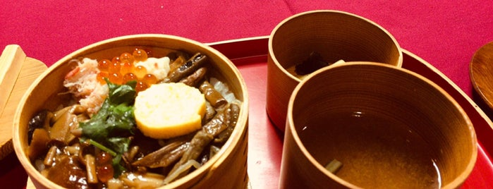 割烹・会津料理 田季野 is one of Posti che sono piaciuti a 高井.