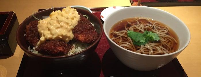 あけの蕎 is one of 高井 : понравившиеся места.