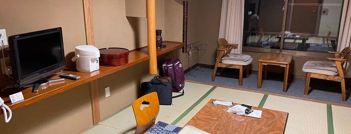 ピーポロ乗鞍 is one of 高井 : понравившиеся места.