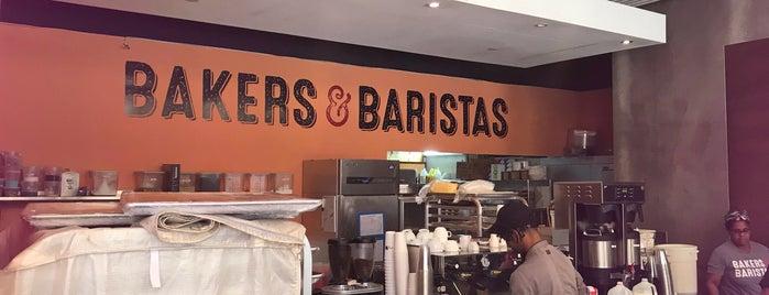 Bakers & Baristas is one of Posti che sono piaciuti a Joel.