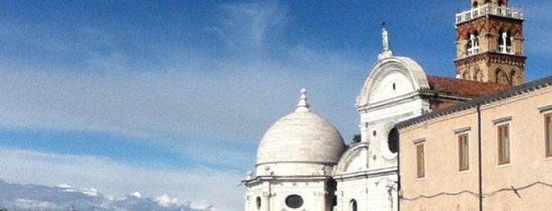 Cimitero di San Michele is one of Venedig.