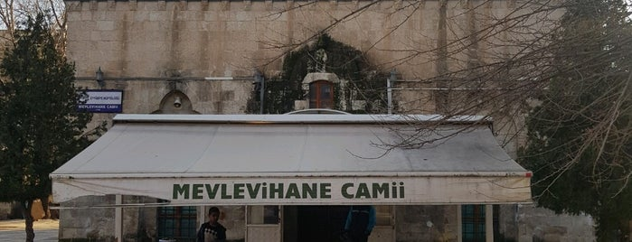 Mevlevihane Camii is one of Urfa to Do List.