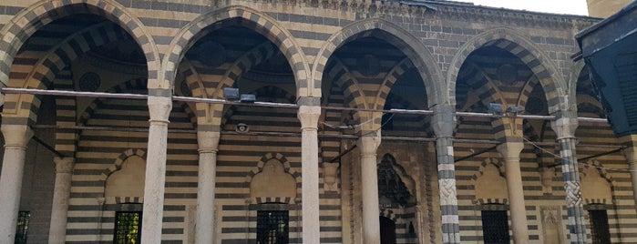 Behram Paşa Camii is one of Diyarbakır.