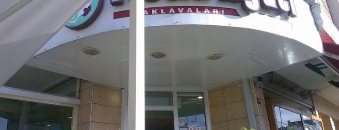 Fıstık Ağacı Baklavaları is one of Evim.