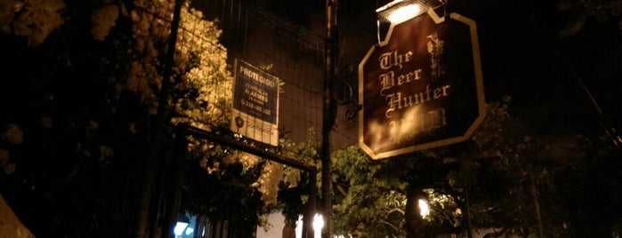 The Beer Hunter is one of Spots Checked!.