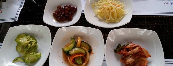 Корейски ресторант Юн is one of Mandja.